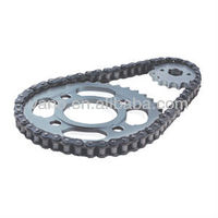 High Performance Chain and Sprocket kit for motorcycle, motorbike, scooter and moped