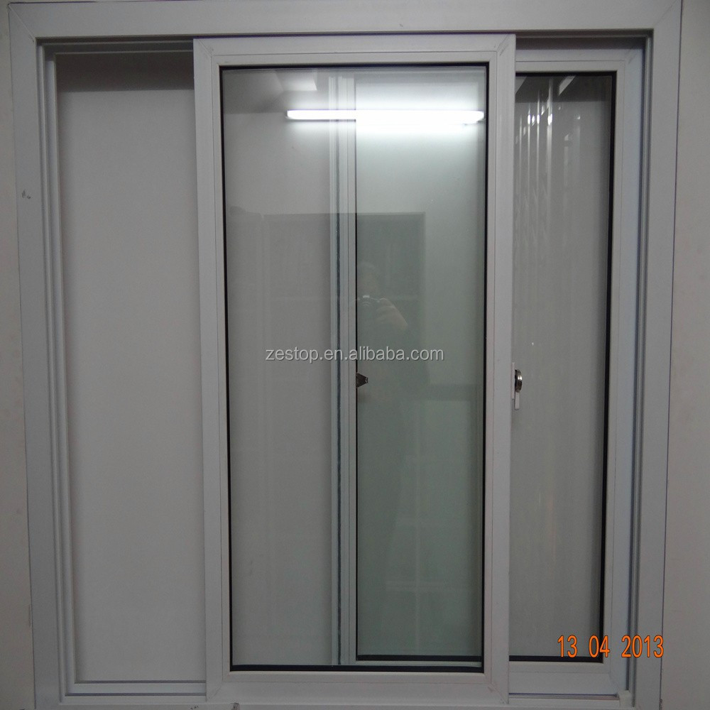 Double Insulated Windows : Double insulated glass sliding windows pvc buy