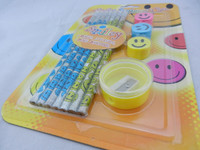 Newest factory sale pencil set fast shipping