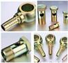 metric/bsp bolt, hose banjo fitting, oil banjo bolt brass banjo fitting