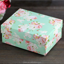 High Quality Custom simple kraft paper jewelry box,Beautiful paper box,gift box