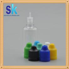 nicotine-liquid glass bottle pet bottle for ecig e juice essential oil meet your needs