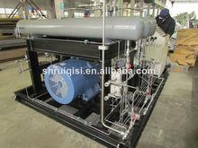 de aire de refrigeración del compresor de gnc para el abastecimiento de combustible de la estación