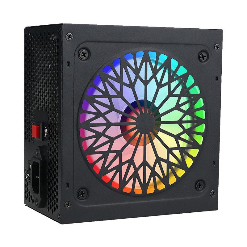 고품질 700 와트 atx psu 전원 게임용 스위치 모듈 데스크탑 컴퓨터 전원
