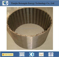 Stainless Steel 304L Water Well Casing Screen Pipes