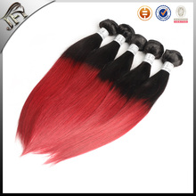 buy direct from china manufacturer red human hair extensions, human hair ponytail extension