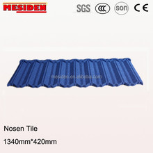 Factory Color Stone Coated Metal Roofing Tile with High Quality