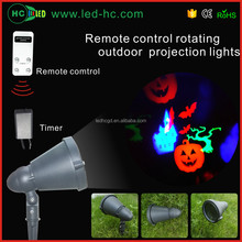 popular snowflake LED projection christmas ornament