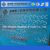 Stainless Steel E Clip, Retaining Washer