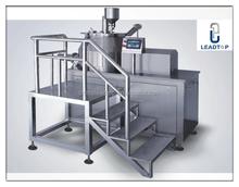 Hlsg-50 mezcla Granulating máquina