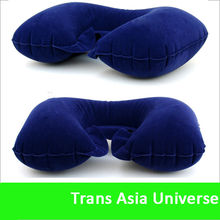 Hot Selling Inflatable Neck Cushion with pouch
