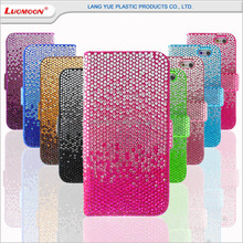 Funky leather mobile phone case for iphone 6 iphone 6 plus