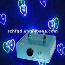 stage light green+blue dj disco party light laser show system HF-688C