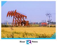API 11E Oil Pumping Unit oil field beam hydraulic oil pumping unit