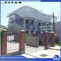 Low Price Structural Steel Fabrication Frame in America