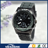 2015 luxury man wrist quartz watch water resistant,stainless steel watch man