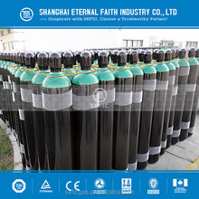 2015 ISO Standard 40L 150Bar High Pressure Gas Cylinder Made in China