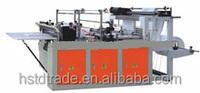 High Sea Machinery full automatic one line making flat bag kraft paper bag making machine price