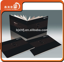 venta al por mayor de tapa dura libro catálogo de impresión
