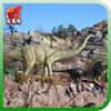 Jurassic world Life-size robotic dinosaur replica for sale