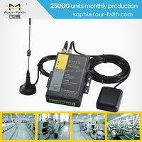 Industrial TCP Server Quadband GPRS Modem dB9 smart gps vehicle tracker