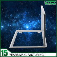 HVAC metal shower access panel roof access door