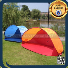 1-2 Person Pop Up Tent Folding Wind Proof pop up beach tent, luxury camping tent