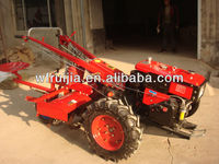 Made In China Used Power Tiller Used Tractor Price 8-15Hp Motocultivator walking tractor