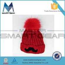 Beanie Women Wool Cute Knit Cap Hat Winter Ski Crochet Hats New Cap