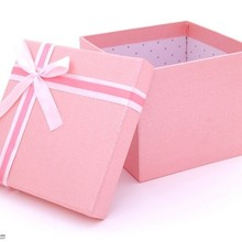 small decorative christmas gift box for sale