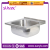 franke double bowl stainless steel sink