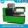 Multi-language system BC3000 test bench diesel injection pumps , diesel injector calibration machine