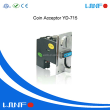 2015 Latest Technology Coin Acceptor