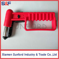 Car emergency tool kit life saving hammer
