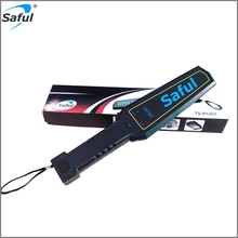 2015 the best sensitivity saful brand portable handheld metal detector TS-P1001