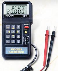 Calibrador PROVA-123 calibrador de procesos