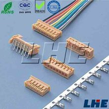Electric motor car wire harness JAE IL-S connector 2.0mm pitch