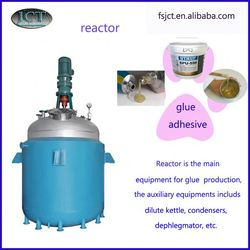 reactor glue for producing wire band making machine