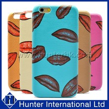 Hot Sale Girls Love Lip Phone Case For iPhone 6