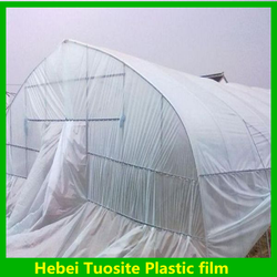 Extruding Plastic Modling Type agricultural greenhouse film
