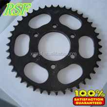 Motorcycle sprocket and chain 428 for honda