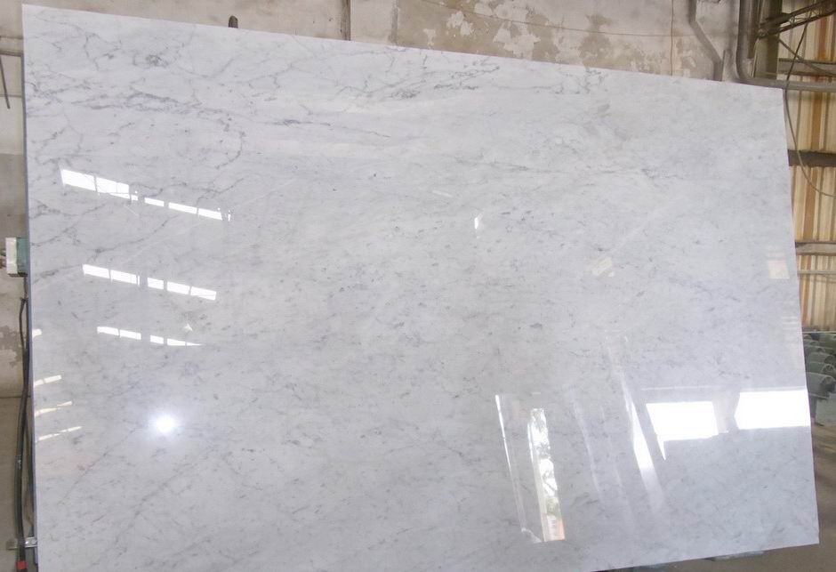 Imported Italian Marble White Marble Bianco Carrara Marble