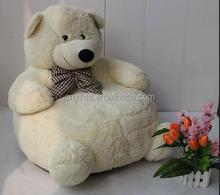 plush bear sofa/plush sofa/plush baby animal sofa chair