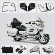 Gl1800 Parts and Goldwing Accessories for Honda GL1800 (Headlight,Radiator,Footpegs,Rear Mirrors, Windscreens,Cowels and so on)
