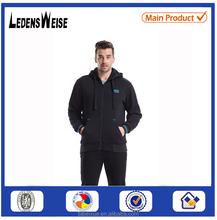 Moda para hombre de algodón negro grande directo de fábrica de la venta suéter negro imágenes
