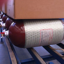 First-class processing technology ISO11439 20Mpa OD325mm 50L industrial gas cylinder