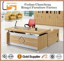 High end furniture l-shaped modern office desk