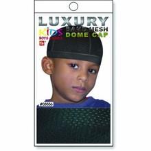 Kids Children Du Rags Bandana Mesh Dome Cap