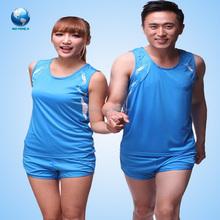 Fashion sportswear running wear yoga gym men and women karma suit set