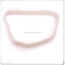 Wedding Pearl Headband Elastic Hair Band with Pearl